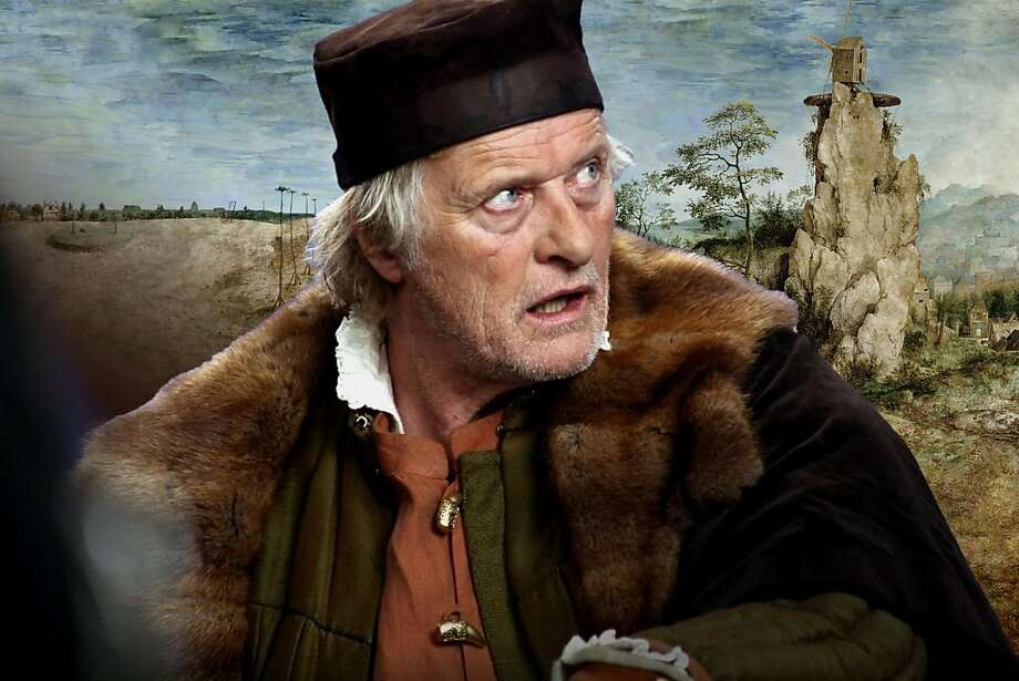 "Rutger Hauer stars in, ""THE MILL THE CROSS.""  Ran on: 09-30-2011 Rutger Hauer is excellent as the tragic Peter Bruegel in the slow-paced &quo;The Mill and the Cross.&quo; Photo: Koch Lorber Films"