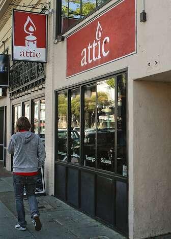Under Attic San Mateo Snacks From Restaurant Sfgate