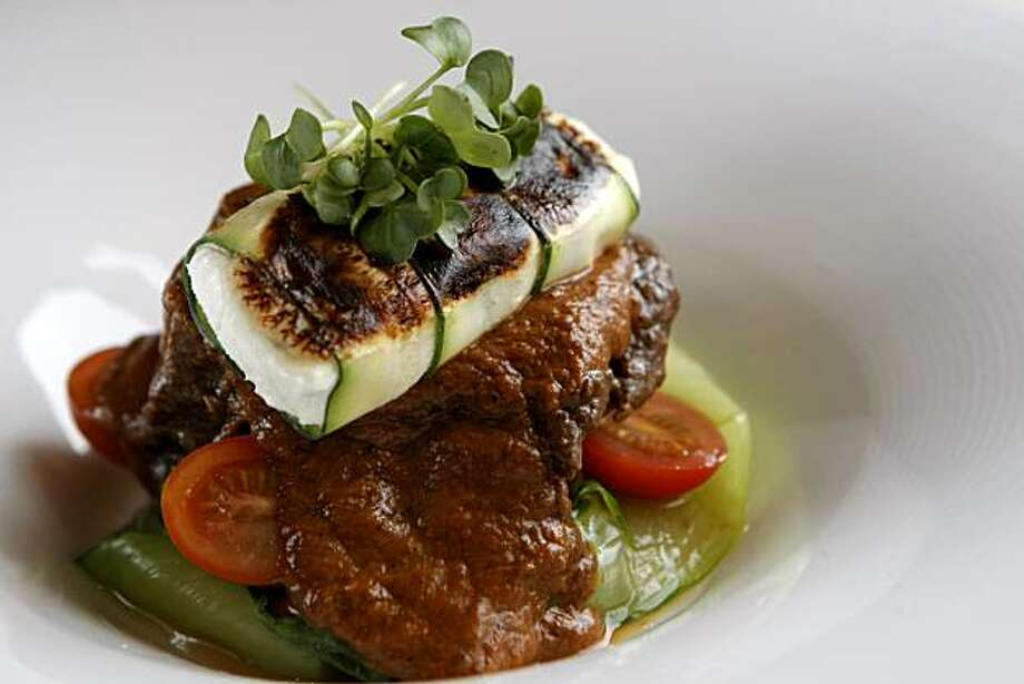 Short rib vindaloo at All Spice in San Mateo, Calif., on Friday, March 4, 2011. Photo: Thomas Levinson, The Chronicle