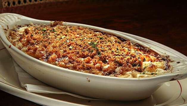 The Mac and Cheese at the Presidio Social Club in San Francisco, Calif.,  is seen on Thursday,  February 17th,  2011. Photo: John Storey, Special To The Chronicle