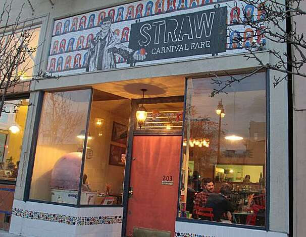 Straw restaurant in San Francisco, Calif.,  is seen on Friday February 25th,  2011. Photo: John Storey, Special To The Chronicle