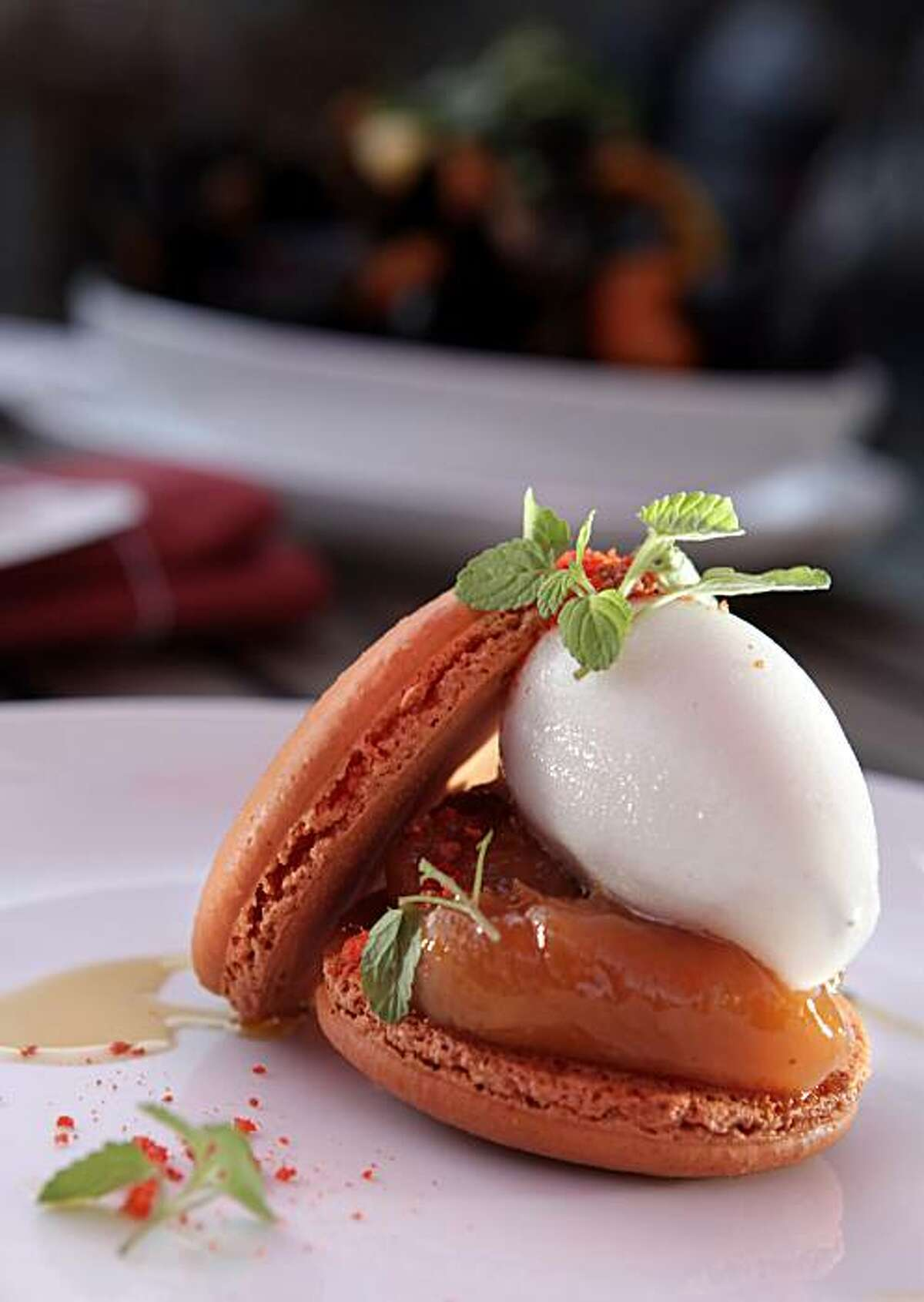 San Anselmo's L'Appart offers a French touch
