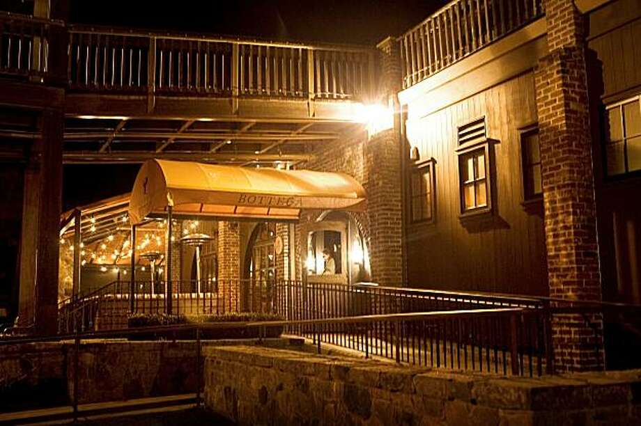Chef Michael Chiarello's restaurant, Bottega, in Yountville, on Thursday, Feb. 11, 2010. Photo: Lianne Milton, Special To The Chronicle