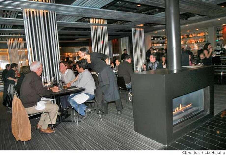 Conduit, a new restaurant on Valencia St. Photo by Liz Hafalia/San Francisco Chronicle Photo: Liz Hafalia