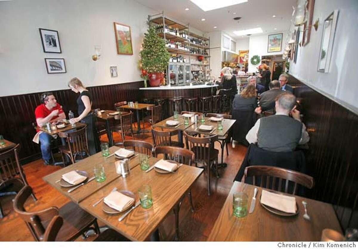d.16SPQR_065_KK.JPG SPQR is the new Roman-inspired restaurant on Fillmore near Bush. Photo by Kim Komenich/The Chronicle **