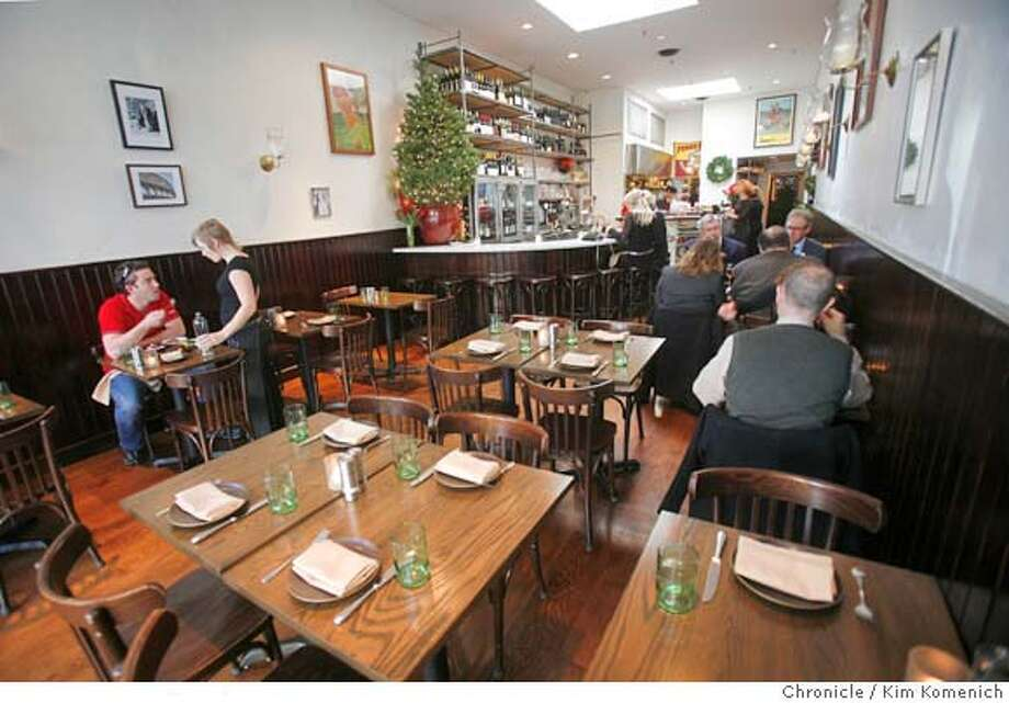 d.16SPQR_065_KK.JPG  SPQR is the new Roman-inspired restaurant on Fillmore near Bush.  Photo by Kim Komenich/The Chronicle  ** Photo: Kim Komenich