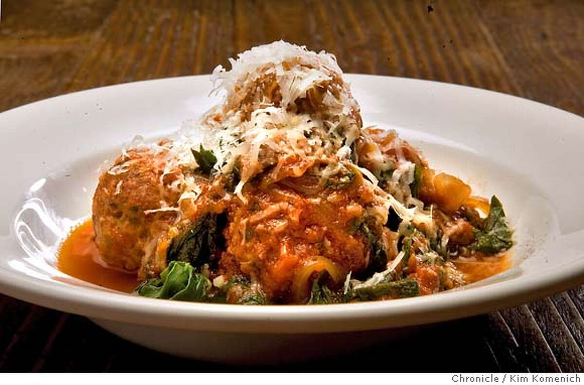 � d.05BARBAMBINO_037_KK.CR2 Barbambino Cafe and Wine Bar at 2931 16th St. in San Francisco features Italian dishes and has a