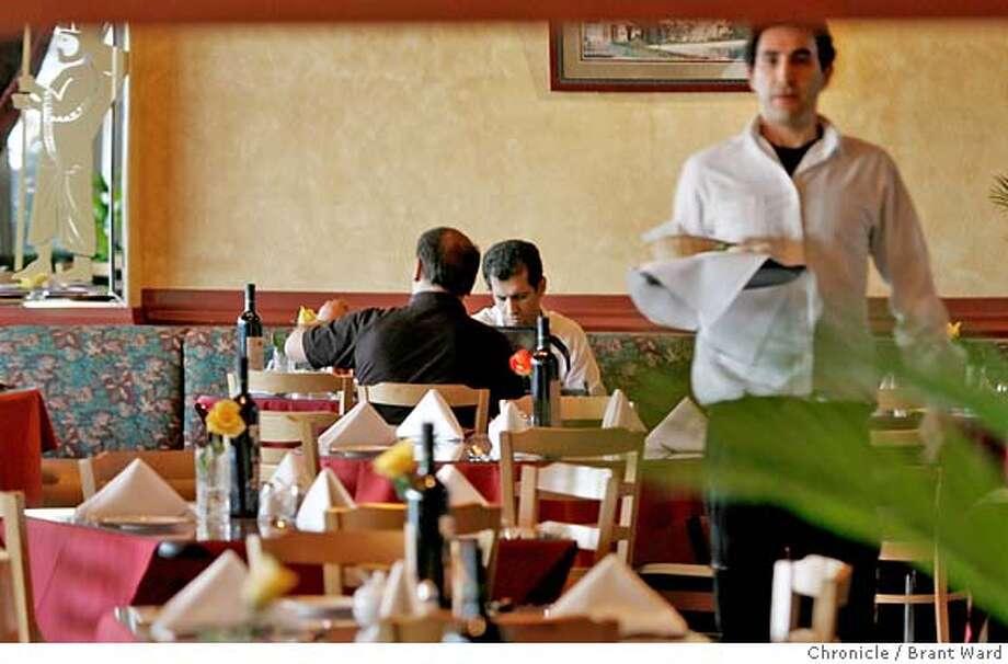 San Rafael Persian Restaurant