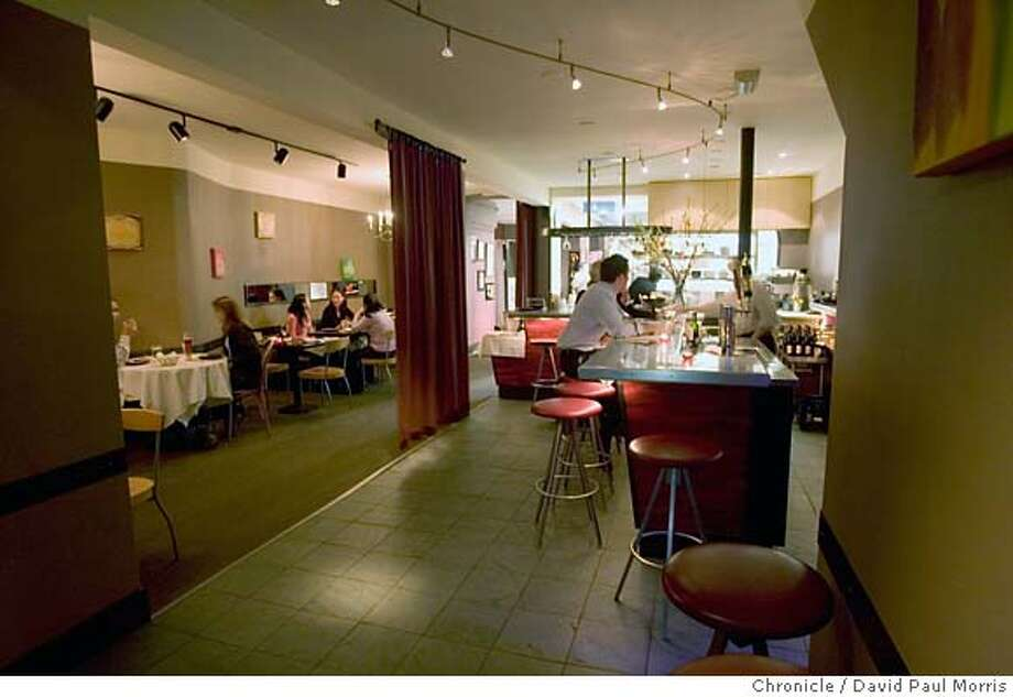 SAN FRANCISCO, CA - : ISA restaurant in San Francisco, CA . Top 100 restaurants in the Bay Area (Photo by David Paul Morris/The Chronicle Mandatory credit for photographer and the San Francisco Chronicle Photo: David Paul Morris