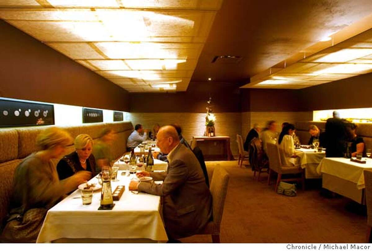 """.jpg Chef Daniel Patterson has opened a new restaurant, """"Coi"""" in North Beach along Broadway near Sansome St. Event in, San Francisco, Ca, on 6/13/06. Photo by: Michael Macor / San Francisco Chronicle Mandatory credit for Photographer and San Francisco Chronicle / Magazines Out"""