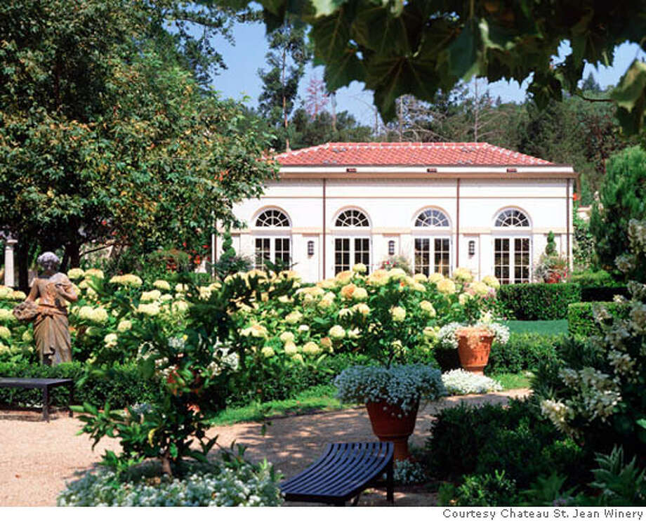 GARDEN PARTY / Winery ground plan comes to fruition at Chateau St ...
