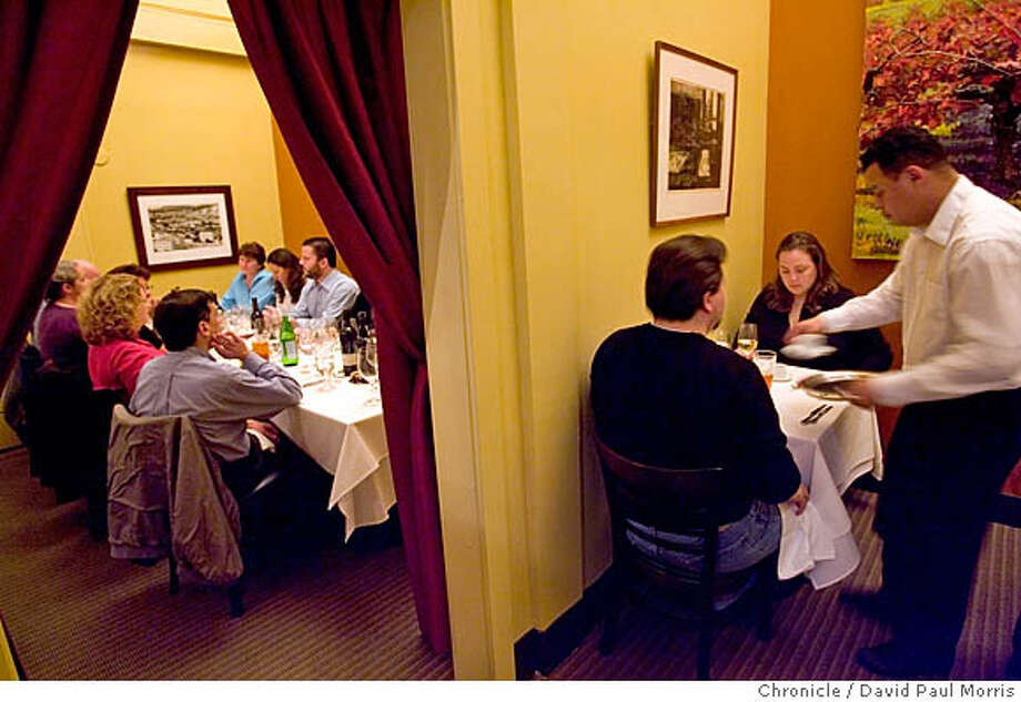 SAN FRANCISCO, CA - FEB 08: The Richmond restaurant on Balboa Street in the Richmond district on February 8, 2006 in San Francisco, California. (Photo by David Paul Morris/The Chronicle) Photo: David Paul Morris
