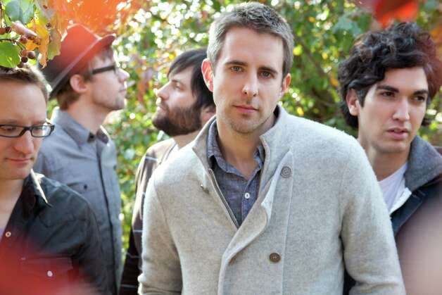 Dove Award-winning Sanctus Real plays Sunday at Oak Hills Church. Courtesy photo Photo: Tec Petaja, Courtesy Photo