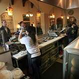 Sonoma Latina Grill has a cafeteria-style line for ordering.