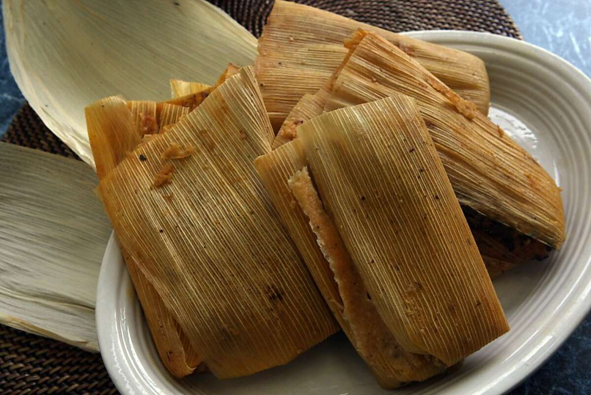 """Fort Mason Center's """"A-Maize-ing Benefit Event"""" for Benchmark Institute is a chance to sample tamales as they should be made."""