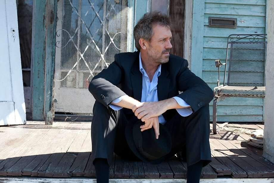 Versatile British actor Hugh Laurie, an American favorite for his role in the hit TV series ÒHouse,Ó showcases his musical side in an atmospheric special filmed in New Orleans. Photo: Michael Wilson, PBS