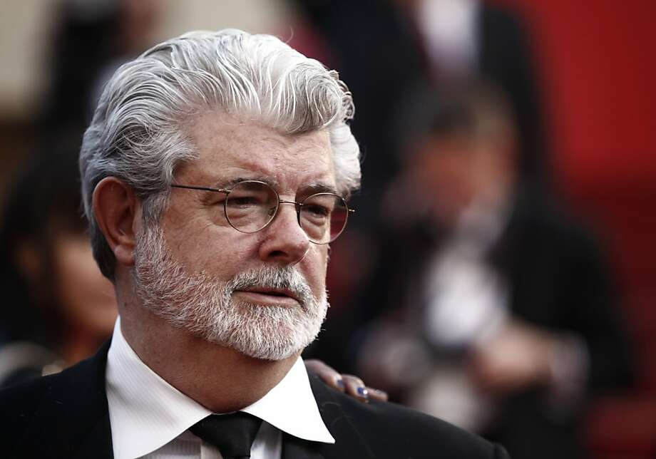 "Film maker George Lucas arrives for the screening of ""Wall Street Money Never Sleeps"", at the 63rd international film festival, in Cannes, southern France, Friday, May 14, 2010. (AP Photo/Matt Sayles)  Ran on: 07-01-2010 George Lucas' company disputed the claim. Ran on: 07-01-2010 Photo caption Dummy text goes here. Dummy text goes here. Dummy text goes here. Dummy text goes here. Dummy text goes here. Dummy text goes here. Dummy text goes here. Dummy text goes here.###Photo: lucas01_ph1273708800AP###Live Caption:Film maker George Lucas arrives for the screening of ""Wall Street Money Never Sleeps"", at the 63rd international film festival, in Cannes, southern France, Friday, May 14, 2010. (AP Photo-Matt Sayles)###Caption History:Film maker George Lucas arrives for the screening of ""Wall Street Money Never Sleeps"", at the 63rd international film festival, in Cannes, southern France, Friday, May 14, 2010. (AP Photo-Matt Sayles)###Notes:George Lucas###Special Instructions: Ran on: 07-01-2010 Photo caption Dummy text goes here. Dummy text goes here. Dummy text goes here. Dummy text goes here. Dummy text goes here. Dummy text goes here. Dummy text goes here. Dummy text goes here.###Photo: lucas01_ph1273708800AP###Live Caption:Film maker George Lucas arrives for the screening of ""Wall Street Money Never Sleeps"", at the 63rd international film festival, in Cannes, southern France, Friday, May 14, 2010. (AP Photo-Matt Sayles)###Caption History:Film maker George Lucas arrives for the screening of ""Wall Street Money Never Sleeps"", at the 63rd international film festival, in Cannes, southern France, Friday, May 14, 2010. (AP Photo-Matt Sayles)###Notes:George Lucas###Special Instructions:   Ran on: 01-16-2011 Photo caption Dummy text goes here. Dummy text goes here. Dummy text goes here. Dummy t Photo: Matt Sayles, AP"
