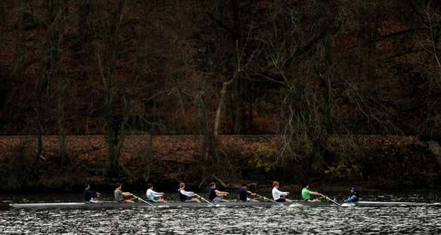 """38. Yale University  New Haven, Connectcut  """"With more than 30 teams to choose from and a yearly battle for the Tyng Cup amongst them, intramural sports are a somewhat of celebrated tradition at Yale."""" - theactivetimes.com  Photo: Autumn Driscoll / Connecticut Post"""