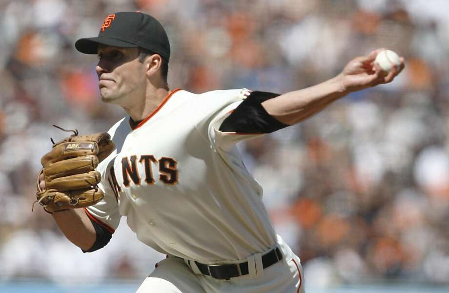 Javier Lopez pitches for the Giants in their final game of their series against the Diamondbacks at AT&T Park in San Francisco Calif, on Thursday, May 12, 2011.   Ran on: 05-16-2011 Javier Lopez continues to be a mainstay out of the bullpen: Left-handed batters are 3-for-30 against him this season. Photo: Alex Washburn, The Chronicle