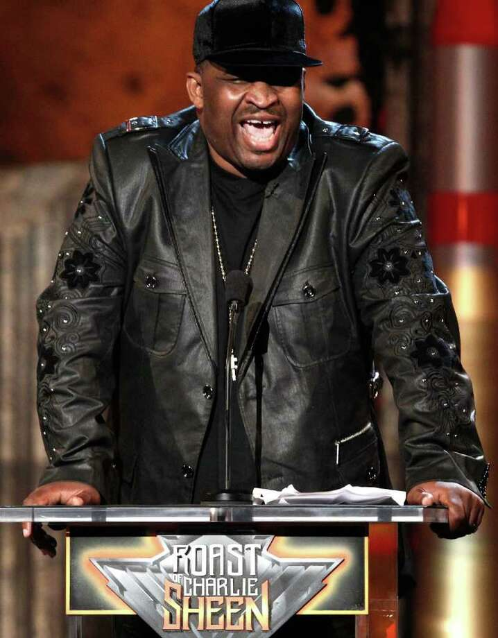Comedian Patrice O'Neil died from complications of a stroke.  He was 41. His last TV appearance was on the Comedy Central roast of Charlie Sheen.  Photo: Christopher Polk / 2011 Getty Images