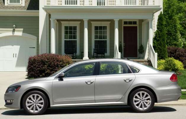 The 2012 Passat has a roomy interior with seating for five and comes with a variety of standard and optional amenities, including wheel sizes up to 18 inches. COURTESY OF VOLKSWAGEN OF AMERICA INC. Photo: Volkswagen Of America Inc., COURTESY OF VOLKSWAGEN OF AMERICA INC.