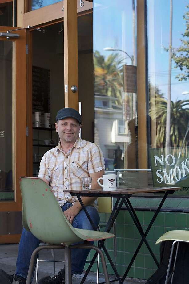 Todd Spitzer, owner of Remedy cafe in Oakland, used loans from community investors to expand to a new location in 2011. Photo: Rob Baedeker