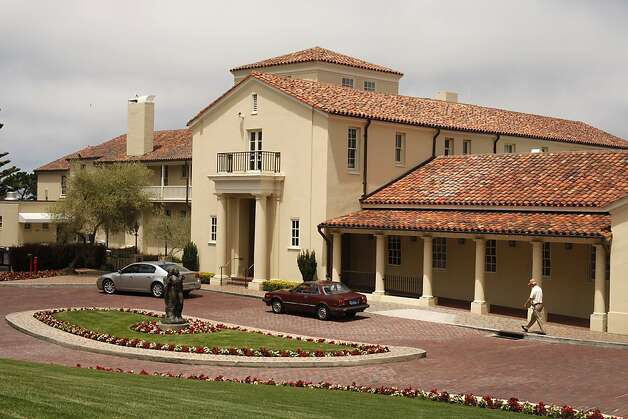 The clubhouse at the Olympic Club one year ahead of its hosting the U.S. Open, in San Francisco, California, on Tuesday, June 7, 2011. Photo: Craig Lee, Special To The Chronicle