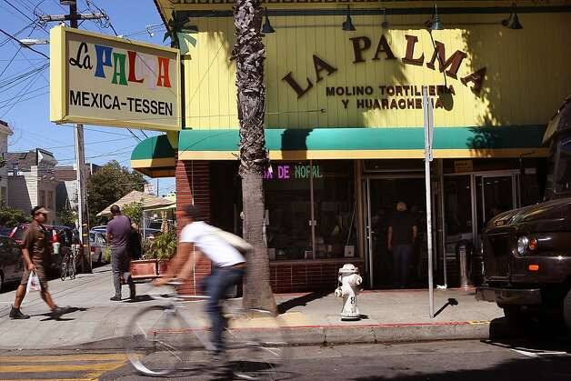 La Palma Mexica-tessen, 2884 24th St. in San Francisco, California, on Tuesday, September 6, 2011. Photo: Liz Hafalia, The Chronicle