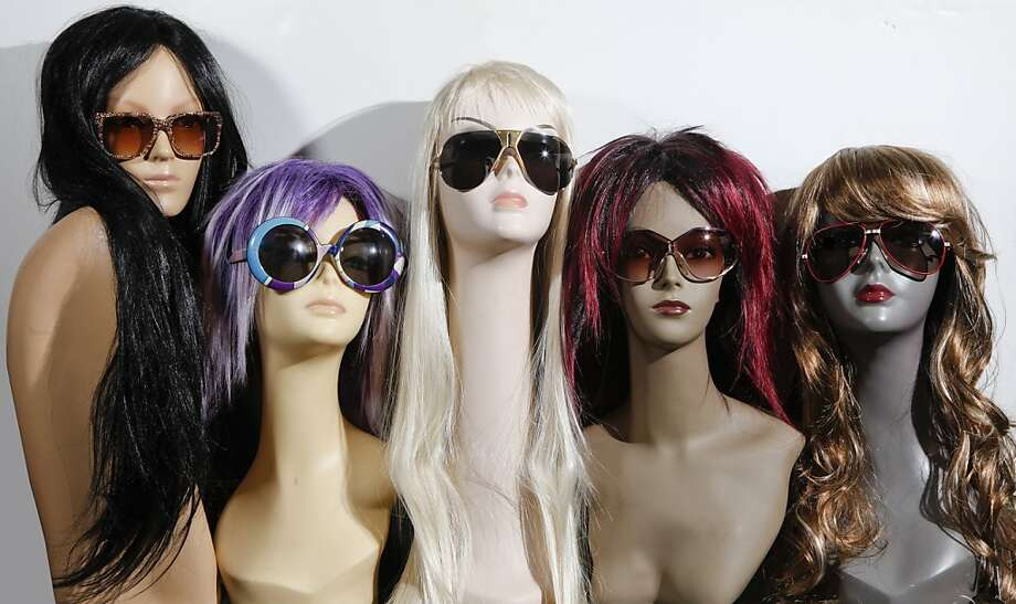 Sunglasses are seen on Wednesday, Sep. 14, 2011 in San Francisco, Calif. Photo: Russell Yip, The Chronicle