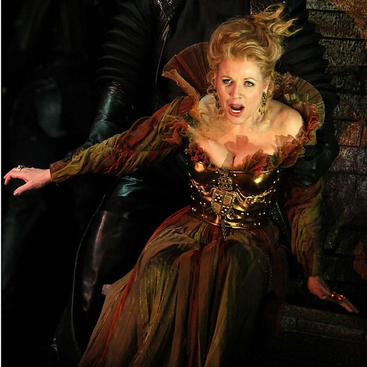 Renee Fleming will sing the title role in the SF Opera production of