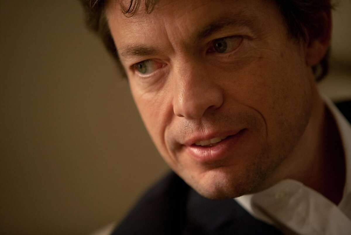 Nicolas Berggruen in his room at the Carlyle Hotel in Manhattan, NY on September 21, 2011. Nicolas Berggruen is the Chairman of Berggruen Holdings, a private company, which is the direct investment vehicle of The Nicolas Berggruen Charitable Trust. Through the Nicolas Berggruen Institute, an independent, non-partisan think tank, he encourages the study and design of systems of good governance suited for the 21st century. Mr. Berggruen is a board director of Zewail City of Science and Technology, Egypt; a member of the Council on Foreign Relations and the Pacific Council on International Policy.