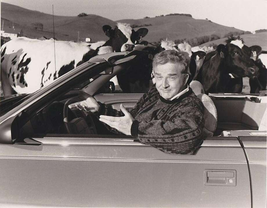 Bob MacKenzie, a longtime KTVU news reporter who died on September 22, 2011, was a favorite of viewers for decades. This image is from one of his cross-country road trips, a source for several sets of stories. Photo: Courtesy KTVU