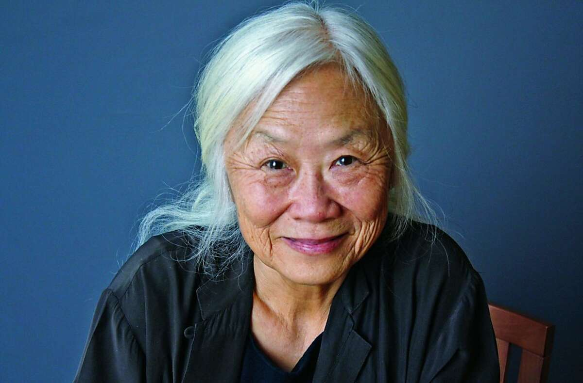 Maxine Hong Kingston, author of the new book,