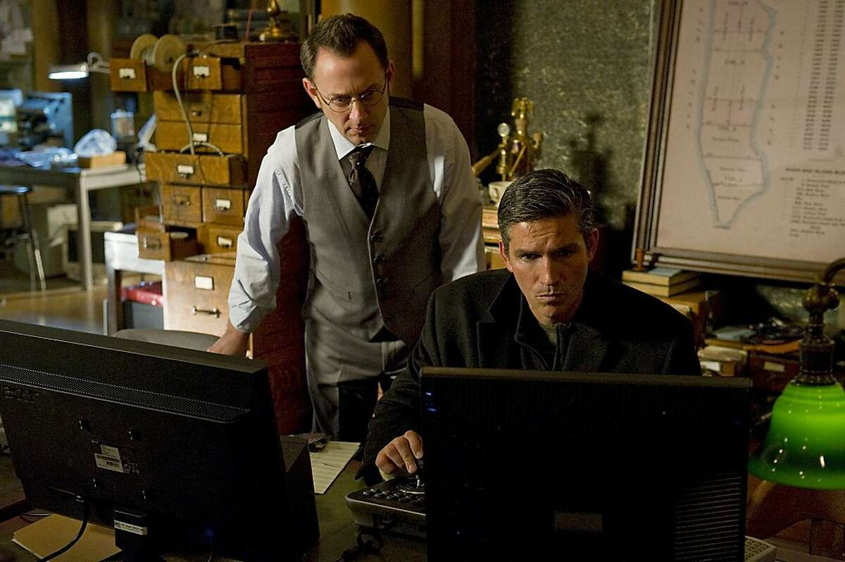 PERSON OF INTEREST is a crime thriller from J.J. Abrams about a presumed dead former-CIA agent who teams up with a mysterious billionaire to prevent violent crimes by using state-of-the-art technology and their own brand of vigilante justice. James Caviezel m(right) stars as Reese, who is specially trained in covert operations, and Michael Emerson (left) stars as Finch, the wealthy software genius who invented a program that can identify people about to be involved in violent crimes. PERSON OF INTEREST will premiere this Fall, Thursday Sept. 22 (9:00-10:00 PM ET/PT) on the CBS Television Network.