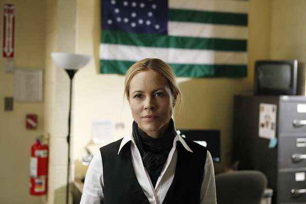 PRIME SUSPECT -- Episode: Pilot -- Pictured: Maria Bello as Det. Jane Timoney Photo: Patrick Harbron, NBC