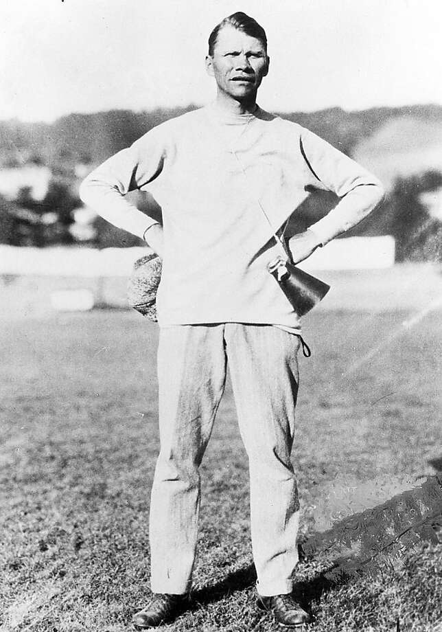 Andy Smith coached Cal to 74 wins from 1916-25. Photo: Courtesy Cal Athletics