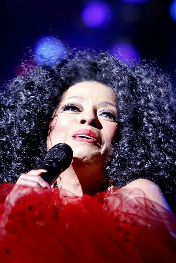 diana ross review  superb voice keeps love alive