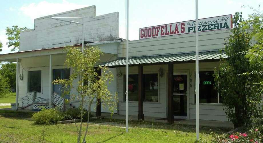 Goodfella's Pizza in Sour Lake is our restaurant of the week for Oct. 6, 2011.   It is located at 785 Highway 105 West.  Dave Ryan/The Enterprise Photo: Dave Ryan