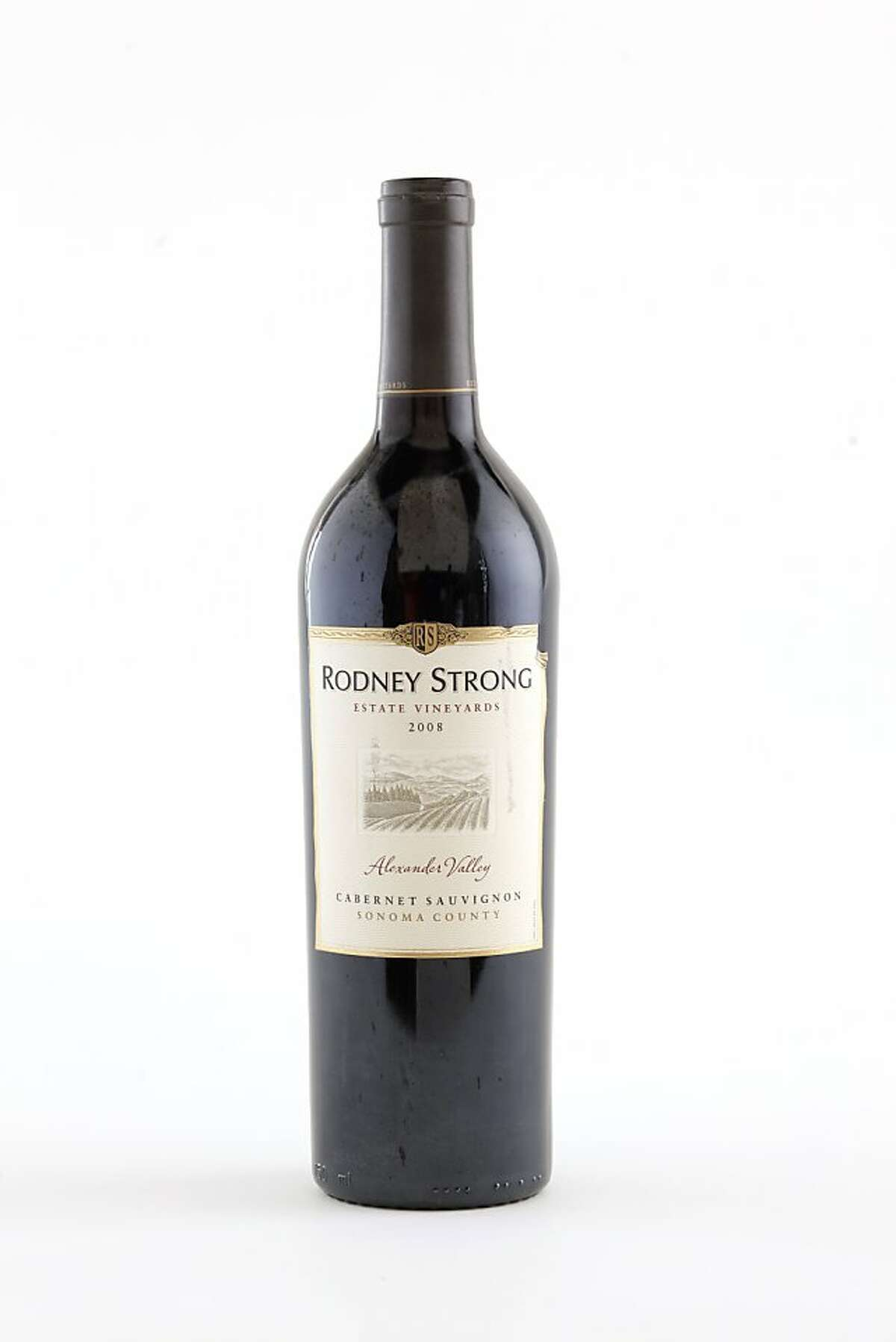 2008 Rodney Strong Cabernet as seen in San Francisco, California, on Wednesday, September 7, 2011. Ran on: 09-18-2011 Photo caption Dummy text goes here. Dummy text goes here. Dummy text goes here. Dummy text goes here. Dummy text goes here. Dummy text goes here. Dummy text goes here. Dummy text goes here.###Photo: GRID18_rodneyalex_ph1315267200SFC###Live Caption:2008 Rodney Strong Cabernet as seen in San Francisco, California, on Wednesday, September 7, 2011.###Caption History:2008 Rodney Strong Cabernet as seen in San Francisco, California, on Wednesday, September 7, 2011.###Notes:###Special Instructions:MANDATORY CREDIT FOR PHOTOG AND SF CHRONICLE-NO SALES-MAGS OUT-INTERNET__OUT-TV OUT