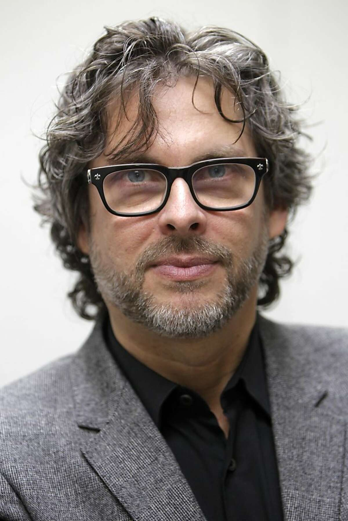 Author Michael Chabon poses for a photo in New York on Monday, Dec. 6, 2010. (AP Photo/Seth Wenig) Ran on: 12-12-2010 Photo caption Dummy text goes here. Dummy text goes here. Dummy text goes here. Dummy text goes here. Dummy text goes here. Dummy text goes here. Dummy text goes here. Dummy text goes here.###Photo: freshink12_chabonPH1291507200AP###Live Caption:Author Michael Chabon poses for a photo in New York on Monday, Dec. 6, 2010.###Caption History:Author Michael Chabon poses for a photo in New York on Monday, Dec. 6, 2010. (AP Photo-Seth Wenig)###Notes:Michael Chabon###Special Instructions: Ran on: 12-12-2010 Photo caption Dummy text goes here. Dummy text goes here. Dummy text goes here. Dummy text goes here. Dummy text goes here. Dummy text goes here. Dummy text goes here. Dummy text goes here.###Photo: freshink12_chabonPH1291507200AP###Live Caption:Author Michael Chabon poses for a photo in New York on Monday, Dec. 6, 2010.###Caption History:Author Michael Chabon poses for a photo in New York on Monday, Dec. 6, 2010. (AP Photo-Seth Wenig)###Notes:Michael Chabon###Special Instructions: