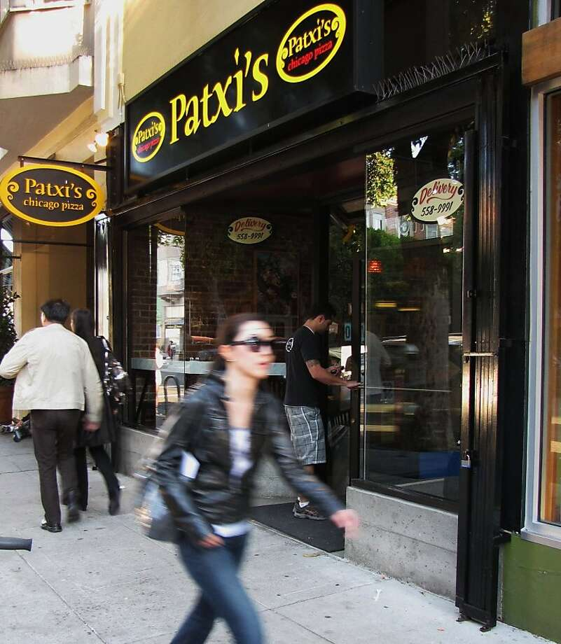 Patxi's Chicago Pizza is paying back 115 current and past employees - who were denied medical coverage from 2009 to 2011 - a total  of $205,000. Patxi's will also pay $15,000 in penalties to the city. Photo: Stephanie Wright Hession