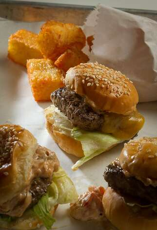 Phil's Sliders in Berkeley, Calif., is seen on August 30th, 2011. Photo: John Storey, Special To The Chronicle