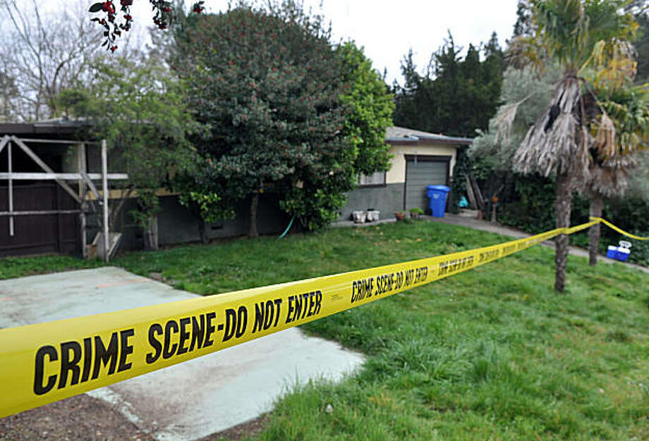Body under barbecue pit that of missing Novato man - SFGate
