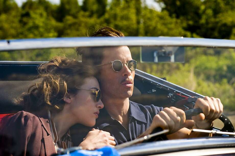 MILDRED PIERCE: Kate Winslet, Guy Pearce.  Ran on: 03-23-2011 Kate Winslet plays the title character and Guy Pearce is down-on-his-luck aristocrat and con man Monty Beragon in HBO's miniseries &quo;Mildred Pierce.&quo; Photo: Andrew Schwartz, HBO