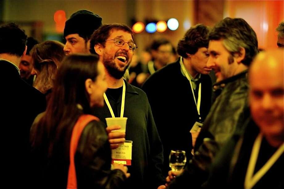 SF MusicTech Summit: Brian Zisk. Photo: Jesse Lara