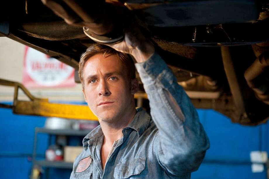 """Drive"": Ryan Gosling. Photo: FilmDistrict, True Panther Sounds"