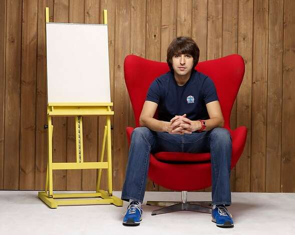 Demetri Martin performs two shows this weekend at the Palace of Fine Arts Photo: Live Nation