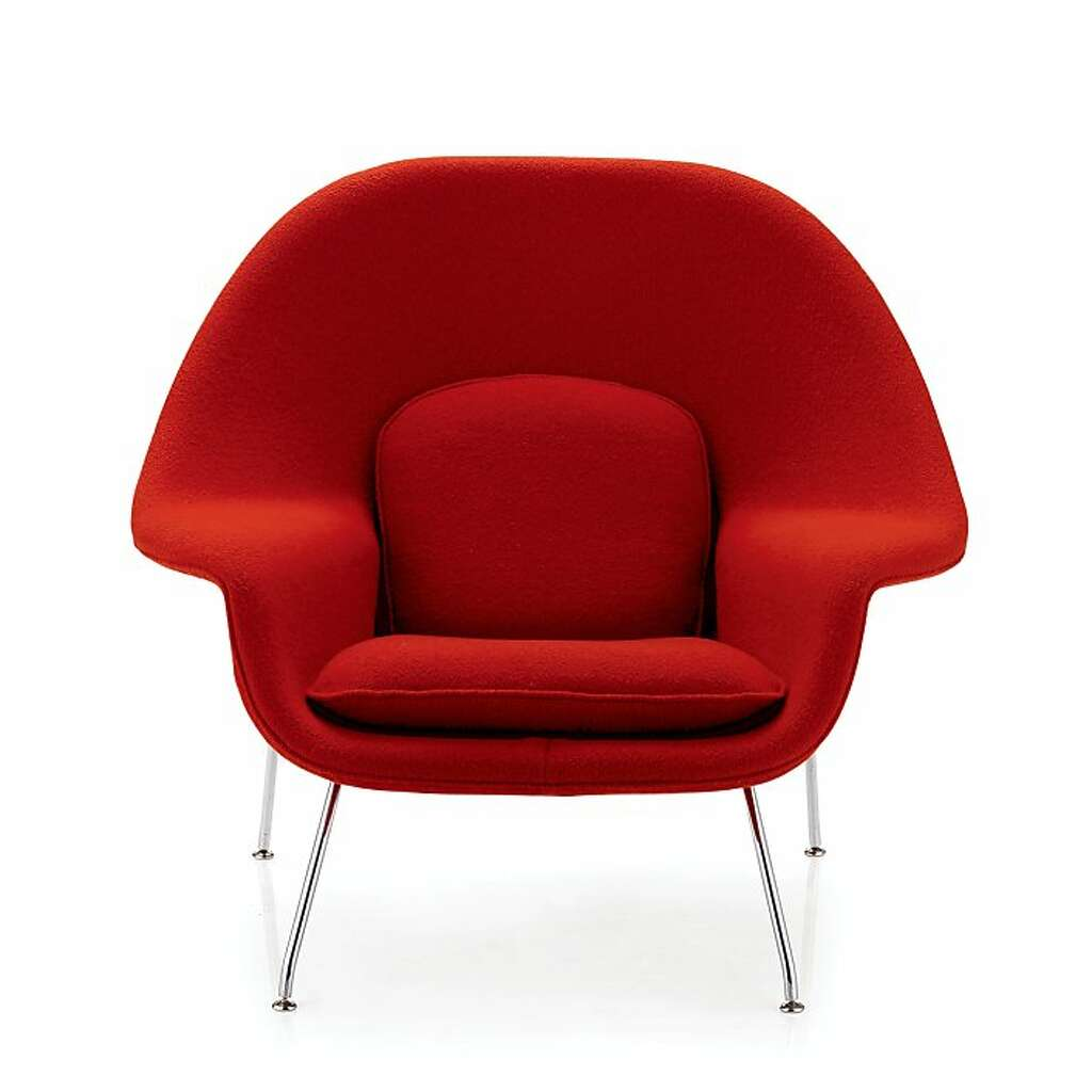 Womb Chair In Fabric From Design Within Reach (dwr.com), $3,447.