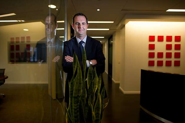 Renaud Laplanche, co-founder and chief executive officer for Lending Club Corp., stands for a photograph in San Francisco, California, U.S., on Tuesday, Sept. 6, 2011. Lending Club is an online financial community that brings together creditworthy borrowers and independent investors so that both can benefit financially. Photographer: David Paul Morris/Bloomberg *** Local Caption *** Renaud Laplanche Photo: David Paul Morris, Bloomberg