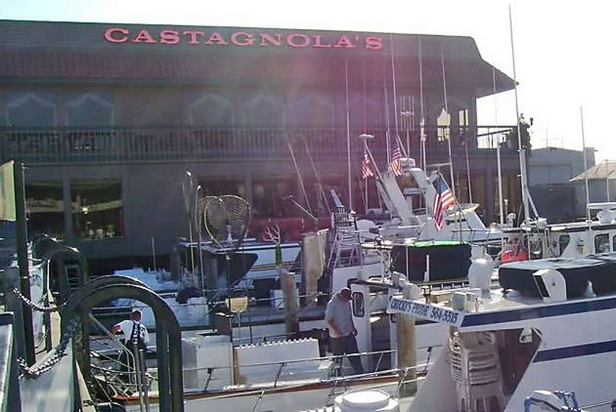 Castagnola's at Fisherman's Wharf in 2008.